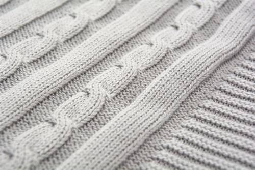 Cable blanket  75x100 cm