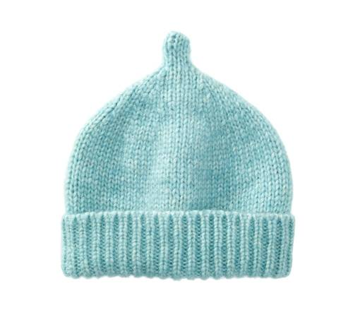 Children's wool and cotton hat