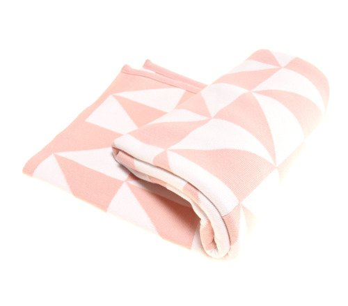 Triangles organic cotton blanket      90 x 120 cm